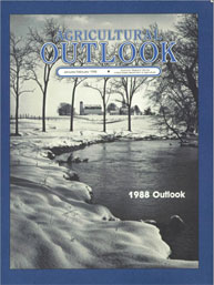 Agricultural Outlook : January-February ... Volume Issue January-February 1988 by Usda