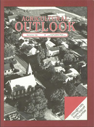 Agricultural Outlook : September 1988 Volume Issue September 1988 by Usda