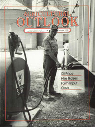Agricultural Outlook : October 1990 Volume Issue October 1990 by Usda