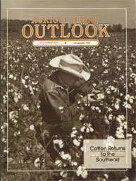 Agricultural Outlook : November 1990 Volume Issue November 1990 by Usda