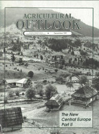 Agricultural Outlook : December 1991 Volume Issue December 1991 by Usda