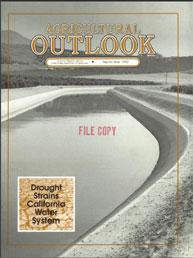Agricultural Outlook : September 1992 Volume Issue September 1992 by Usda