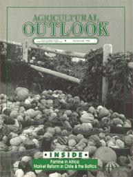 Agricultural Outlook : November 1992 Volume Issue November 1992 by Usda