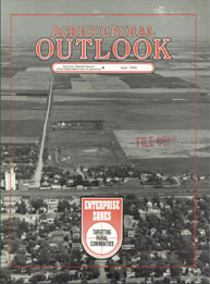 Agricultural Outlook : April 1993 Volume Issue April 1993 by Usda