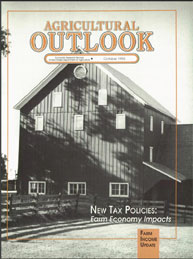 Agricultural Outlook : October 1993 Volume Issue October 1993 by Usda