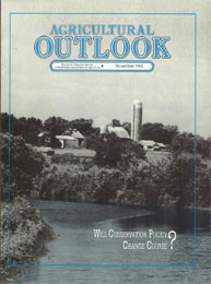 Agricultural Outlook : November 1993 Volume Issue November 1993 by Usda
