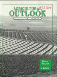 Agricultural Outlook : December 1993 Volume Issue December 1993 by Usda