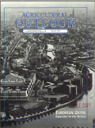 Agricultural Outlook : March 1994 Volume Issue March 1994 by Usda