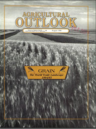 Agricultural Outlook : August 1994 Volume Issue August 1994 by Usda
