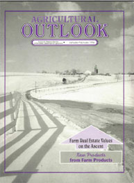 Agricultural Outlook : January-February ... Volume Issue January-February 1996 by Usda