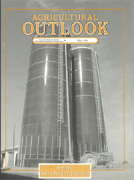 Agricultural Outlook : May 1996 Volume Issue May 1996 by Usda