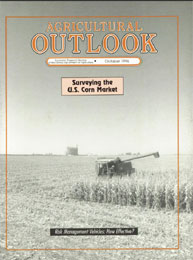 Agricultural Outlook : October 1996 Volume Issue October 1996 by Usda