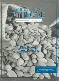 Agricultural Outlook : November 1996 Volume Issue November 1996 by Usda
