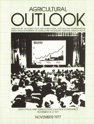 Agricultural Outlook : January-February ... Volume Issue January-February 1978 by Usda
