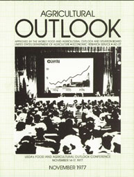 Agricultural Outlook : March 1978 Volume Issue March 1978 by Usda