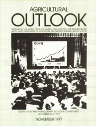 Agricultural Outlook : June 1978 Volume Issue June 1978 by Usda