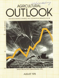 Agricultural Outlook : August 1978 Volume Issue August 1978 by Usda