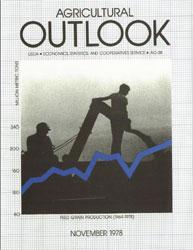 Agricultural Outlook : November 1978 Volume Issue November 1978 by Usda