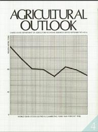 Agricultural Outlook : September 1975 Volume Issue September 1975 by Usda