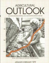 Agricultural Outlook : January-February ... Volume Issue January-February 1979 by Usda