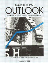 Agricultural Outlook : March 1979 Volume Issue March 1979 by Usda