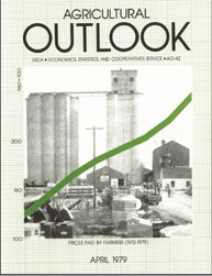 Agricultural Outlook : April 1979 Volume Issue April 1979 by Usda