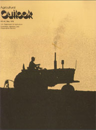 Agricultural Outlook : May 1979 Volume Issue May 1979 by Usda