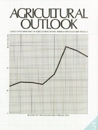 Agricultural Outlook : October 1975 Volume Issue October 1975 by Usda