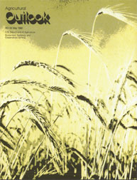 Agricultural Outlook : May 1980 Volume Issue May 1980 by Usda