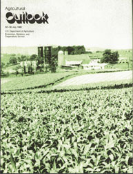 Agricultural Outlook : July 1980 Volume Issue July 1980 by Usda