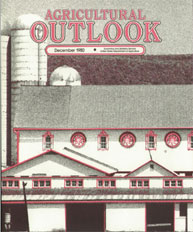 Agricultural Outlook : December 1980 Volume Issue December 1980 by Usda