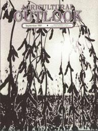 Agricultural Outlook : September 1981 Volume Issue September 1981 by Usda