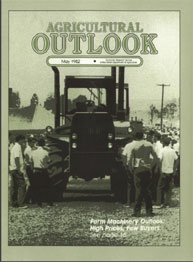Agricultural Outlook : May 1982 Volume Issue May 1982 by Usda