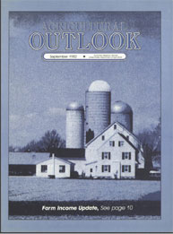 Agricultural Outlook : September 1982 Volume Issue September 1982 by Usda