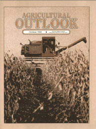 Agricultural Outlook : October 1982 Volume Issue October 1982 by Usda