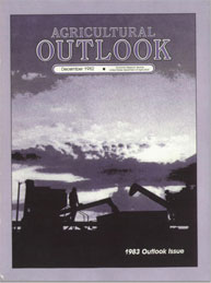 Agricultural Outlook : December 1982 Volume Issue December 1982 by Usda