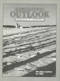 Agricultural Outlook : January-February ... Volume Issue January-February 1983 by Usda