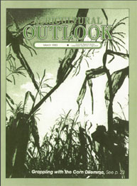 Agricultural Outlook : March 1983 Volume Issue March 1983 by Usda