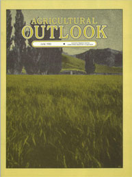 Agricultural Outlook : June 1983 Volume Issue June 1983 by Usda