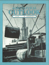 Agricultural Outlook : July 1983 Volume Issue July 1983 by Usda