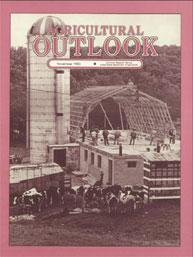 Agricultural Outlook : November 1983 Volume Issue November 1983 by Usda