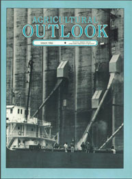 Agricultural Outlook : March 1984 Volume Issue March 1984 by Usda