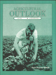 Agricultural Outlook : June 1984 Volume Issue June 1984 by Usda
