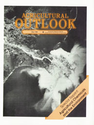 Agricultural Outlook : Speical Reprint M... Volume Issue Special Reprint May 1988 by Usda