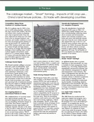 Agricultural Outlook : September 2002 Volume Issue September 2002 by Usda