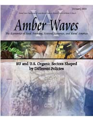 Amber Waves : Eu and U. S. Organic Secto... Volume 6-Feb by Usda- Economic Research Service