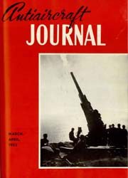 Antiaircraft Journal : March-April 1952 Volume 95, Issue 2 by Brady, Colonel W. I.