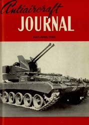 Antiaircraft Journal : May-June 1950 Volume 93, Issue 3 by Brady, Colonel W. I.