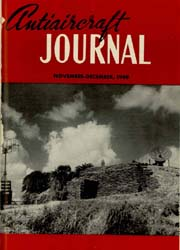 Antiaircraft Journal : November-December... Volume 92, Issue 6 by Brady, Colonel W. I.