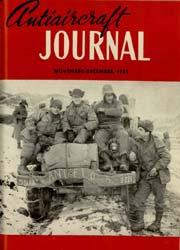 Antiaircraft Journal : November-December... Volume 94, Issue 6 by Brady, Colonel W. I.